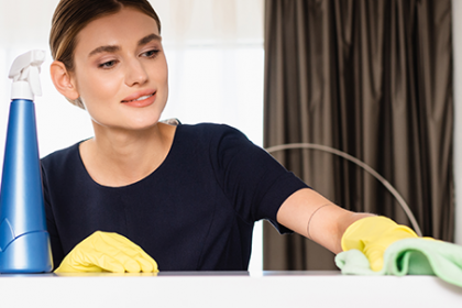 Move-in and Move-out cleaning